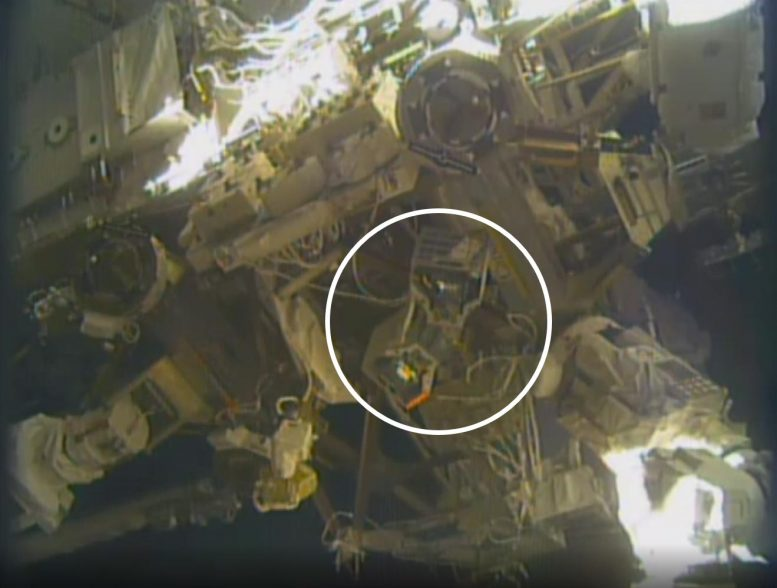 RiTS Installed on ISS