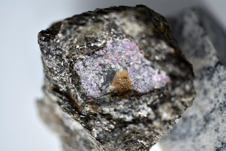 Ancient Traces of Life Discovered Encased in a 2.5 Billion-Year-Old Ruby
