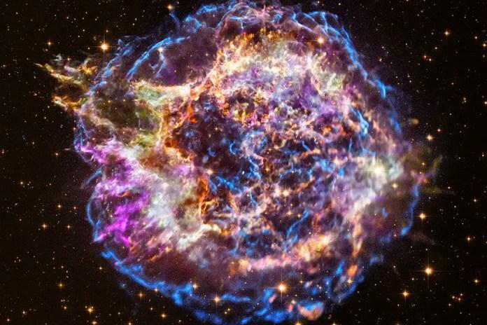 Stepping Inside Supernova Remnant Cassiopeia A