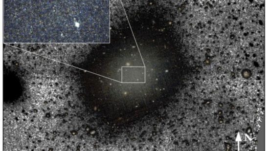 Scientists Solve the Mystery of Galaxy with No Dark Matter