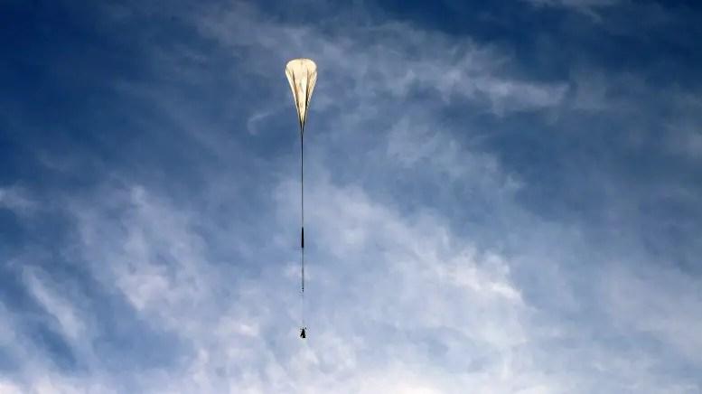 SuperBIT Balloon
