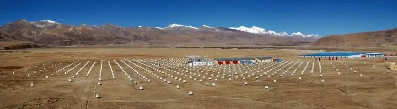 Tibet Air Shower Array