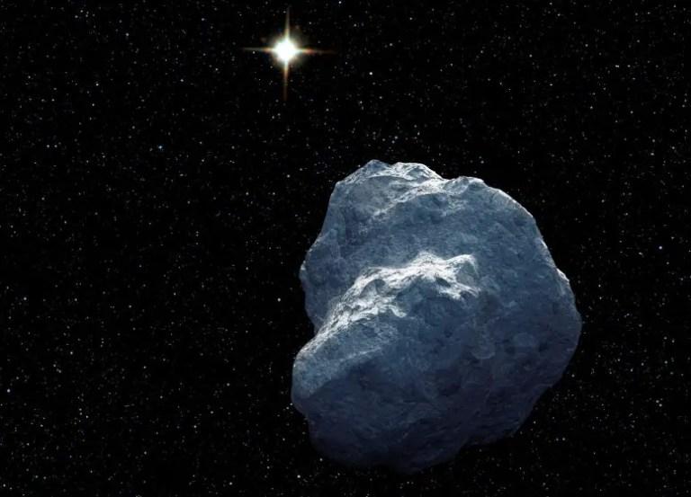 Trans-Neptunian Object Artist's Concept