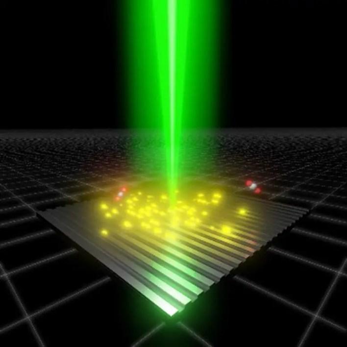 CO2'yi Işık Yayan Karbona Dönüştürme