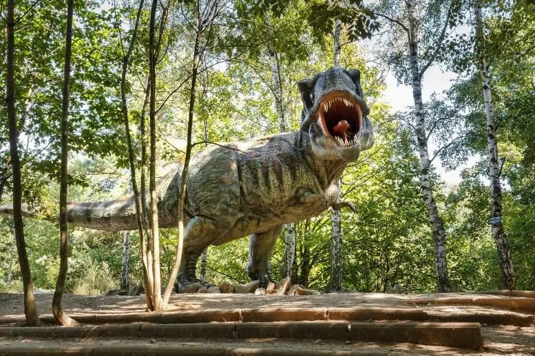 Tyrannosaurus Rex in Wildlife