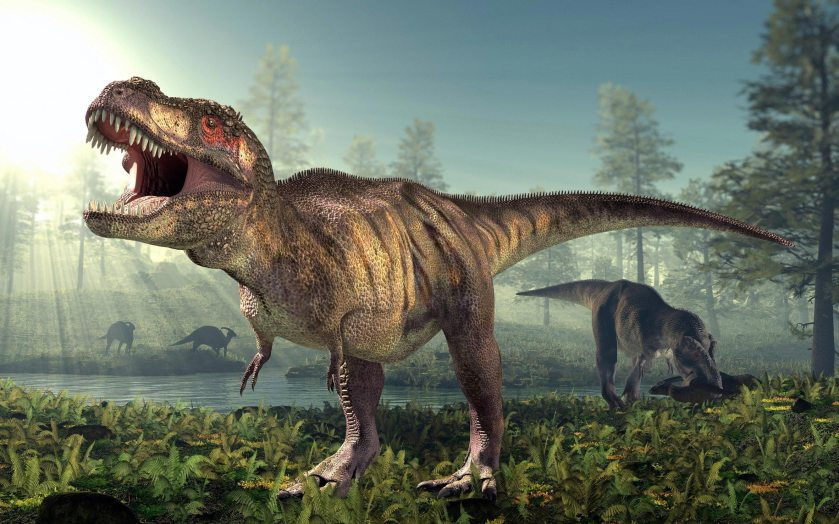 Growing Up Tyrannosaurus Rex: Researchers Learn More About Teen-Age T.Rex