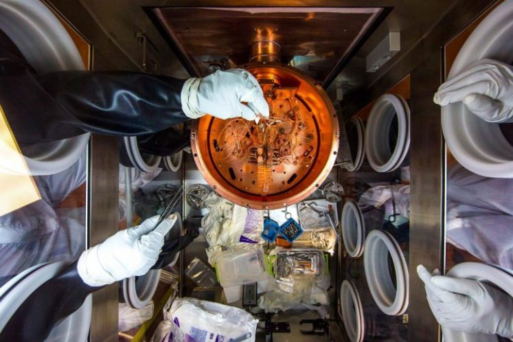 Underground Neutrino Experiment Ready for Deep Discovery About Matter