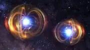 Universe Physics Concept