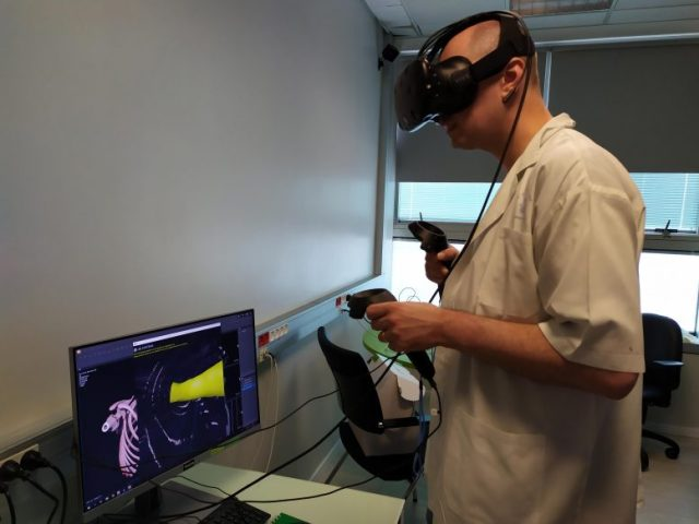 VR Surgery Simulator