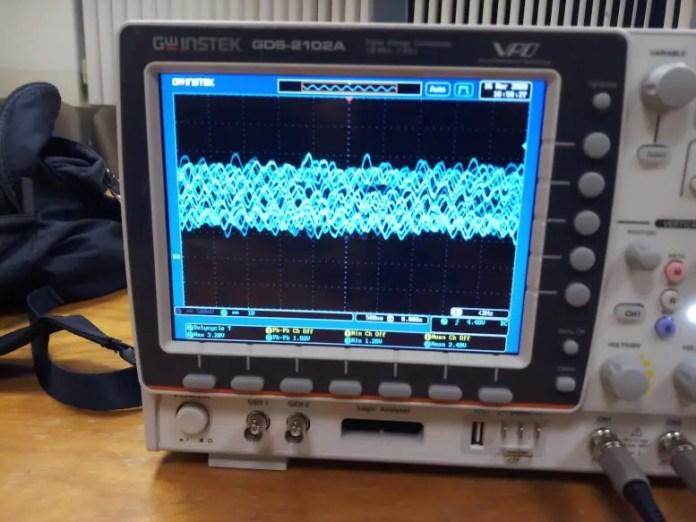 Vacuumbot Signals