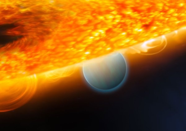 Webb Space Telescope to Inspect Atmospheres of Gas Giant