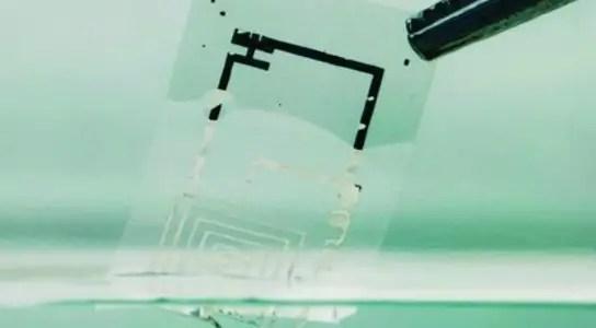 dissolvable-electronics
