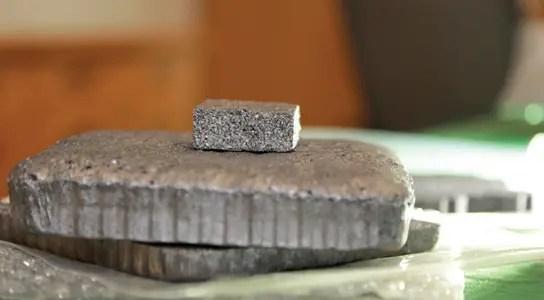 graphite-foam