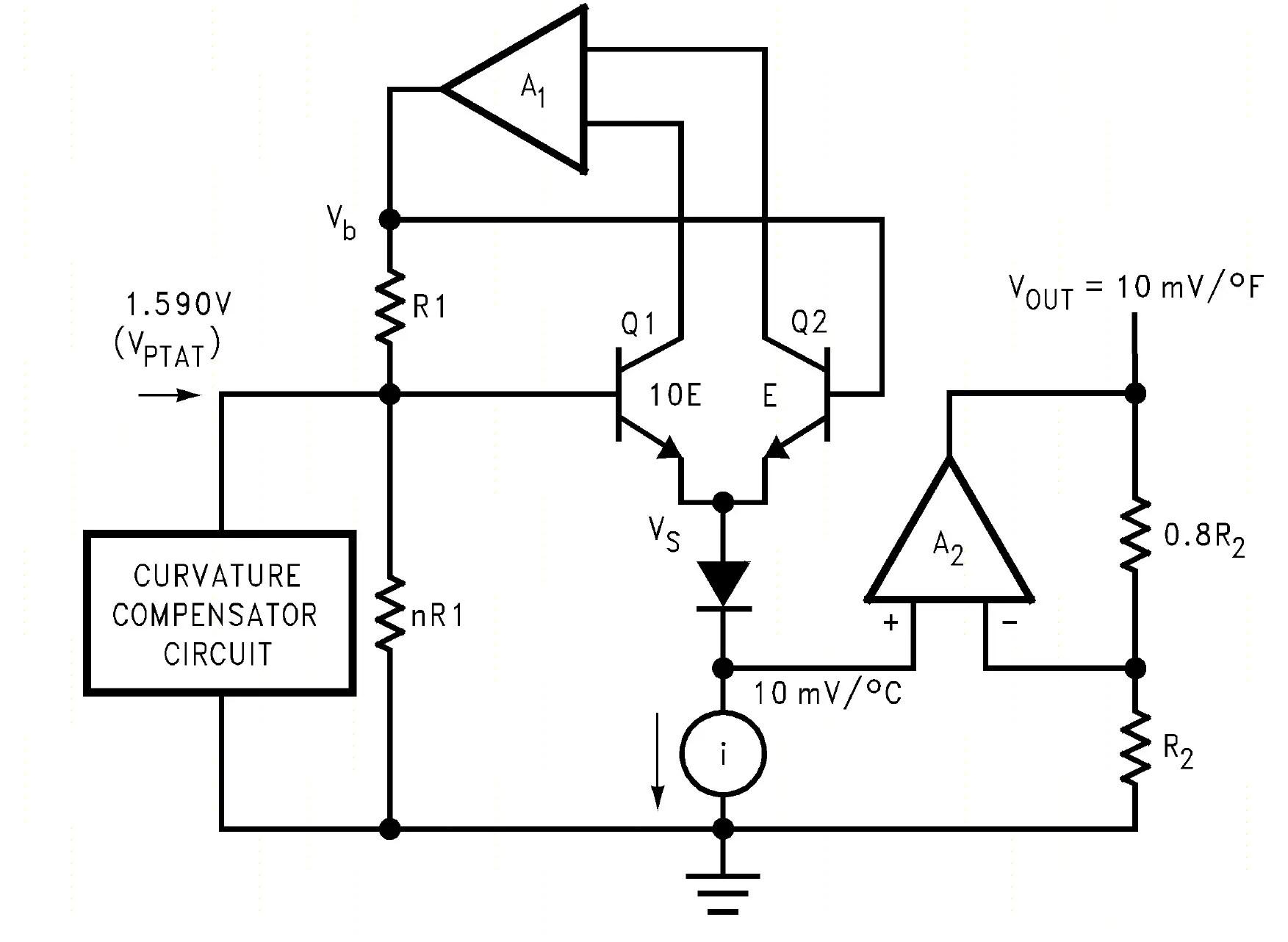 Kelvin Digital Multimeter Schematic