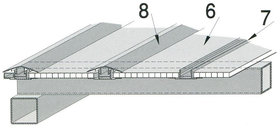 Монтаж сотового поликарбоната