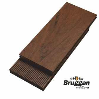 Террасная доска Bruggan_multicolor_cedar