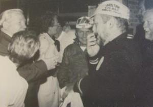 Bent Gregersen, som også var en bærende kraft ved jubilæet 1990.