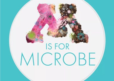 M is for Microbe + Social Media Redesign