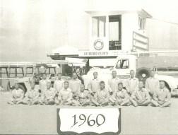 Staff Photo 1960