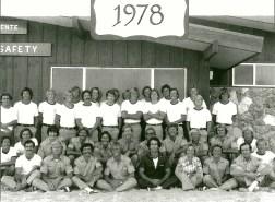 Staff Photo 1978