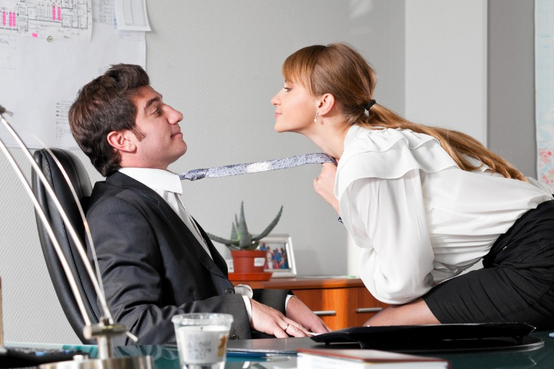 Sexual Harassment Situations at Work