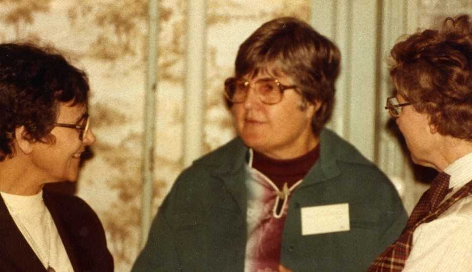 Sister Dolores Greenwell, SCN