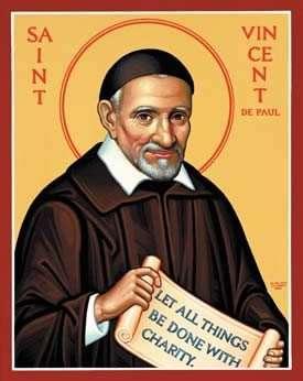 St. Vincent de Paul Feast