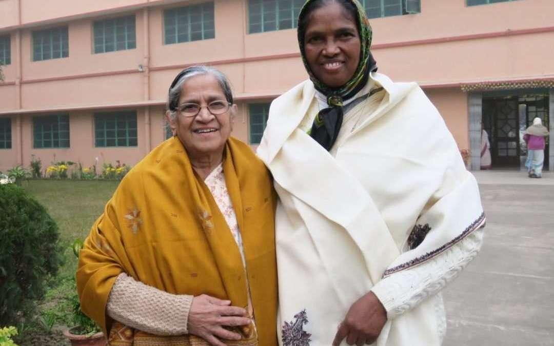 Sister Olive Pinto celebrates her Golden Jubilee in Mokama