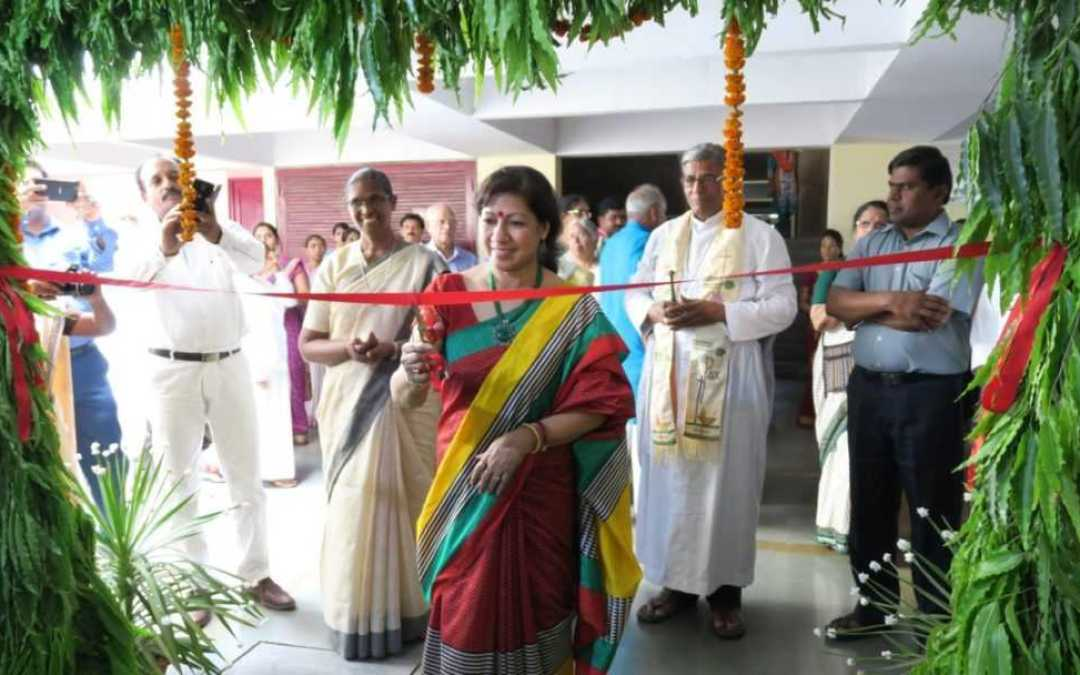 Nazareth Hospital Mokama Inaugurates a Wellness Center