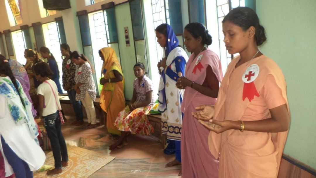 Healing Retreat at Jamtara Parish
