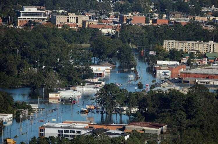 SCN Disaster Relief team prepares response to Hurricane Matthew