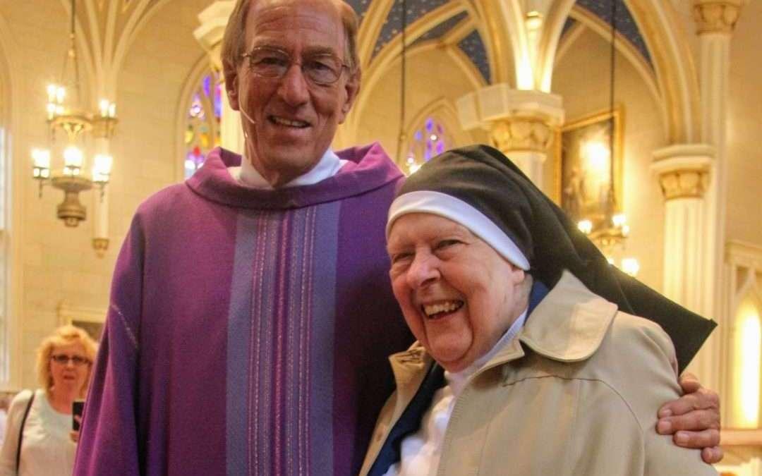 Sister Miriam Walter Celebrates 70th Anniversary