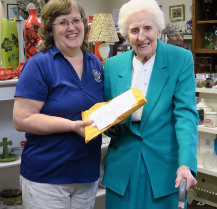 Sisters make donation to honor jubilees