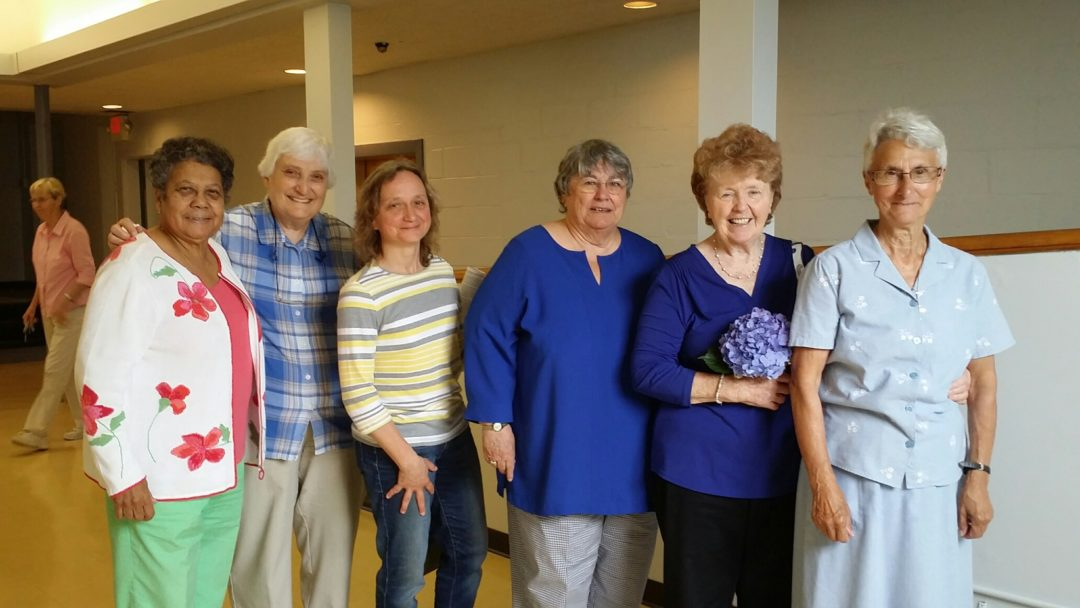 Remembering Sister Maureen Taaffe on first anniversary