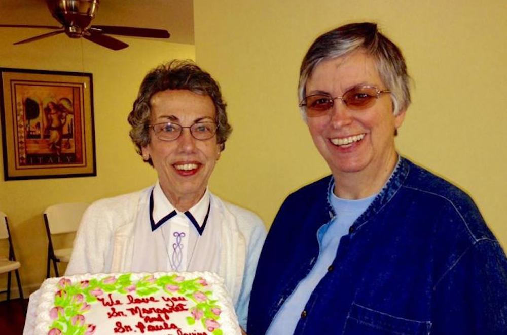 One year later – remembering Sisters Margaret and Paula