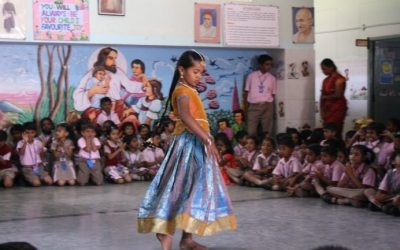 Cultural Festival at Nazareth School, Chandapura