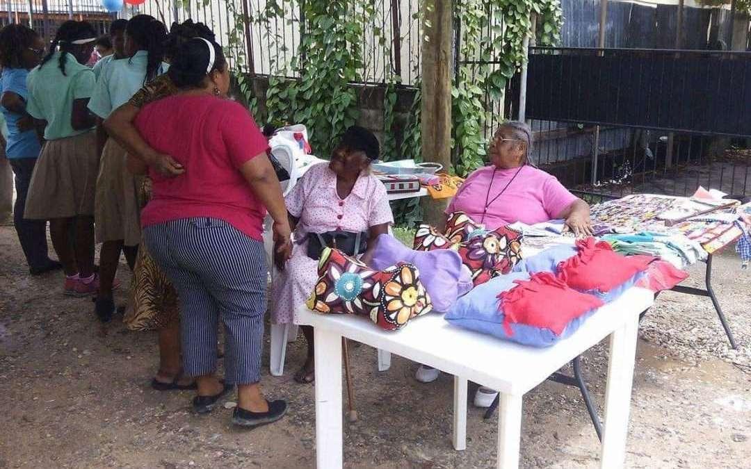 LIFE showcases seniors' creations