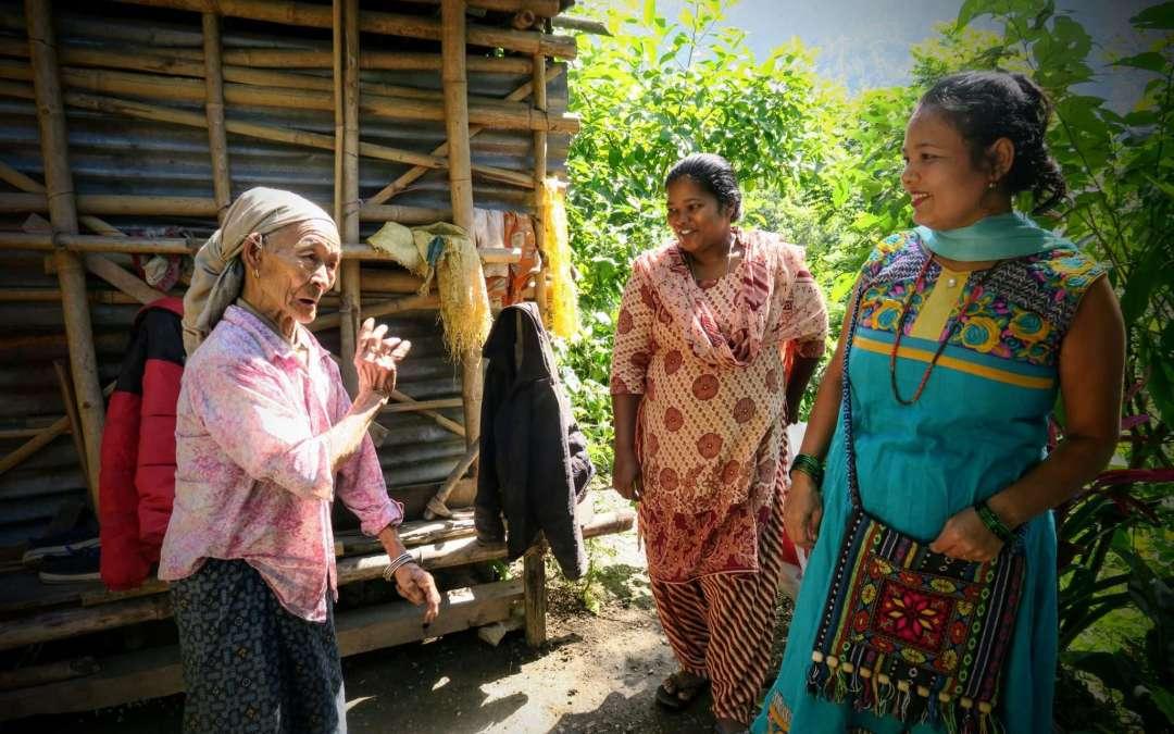 A visit to Thumlabong Village