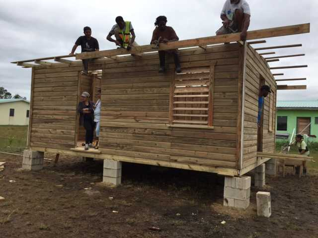 An update from volunteer group in Belize