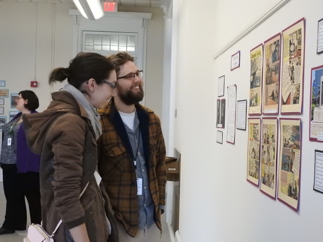 Archival Center Open House a Success