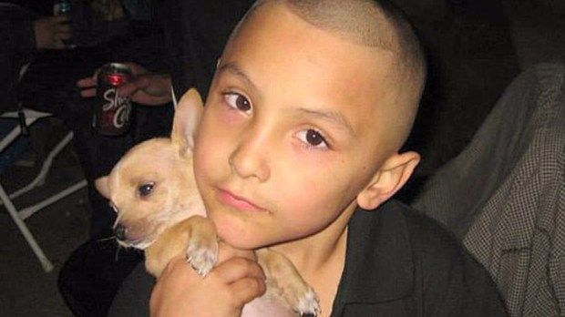 Two former social workers and their supervisors are slated to be arraigned Monday, April 3, 2017, on charges of falsifying records and child abuse in connection with the 2013 death of Gabriel Fernandez, 8, in Palmdale. The boy's mother and then-boyfriend face murder charges.