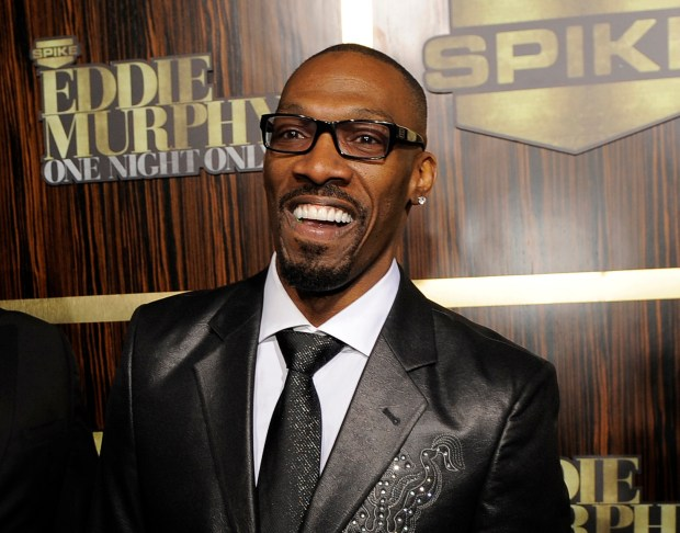 Comedian and actor Charlie Murphy, older brother of Eddie Murphy, died at the age of 57 in a New York City hospital where he was undergoing chemotherapy for Leukemia on Wednesday, April 12. (Photo by Chris Pizzello, Associated Press)