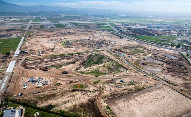 The city of Irvine is developing the 1,300-acre Orange County Great Park at the former Marine Corps Air Station El Toro.(Photo by Mark Rightmire, Orange County Register/SCNG)