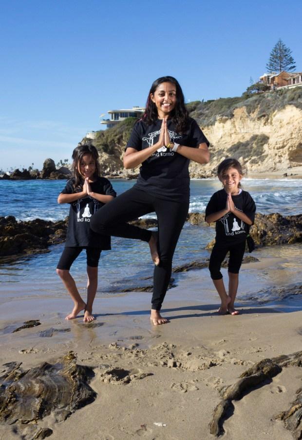 Kind Karma Family Yoga (courtesy photo)