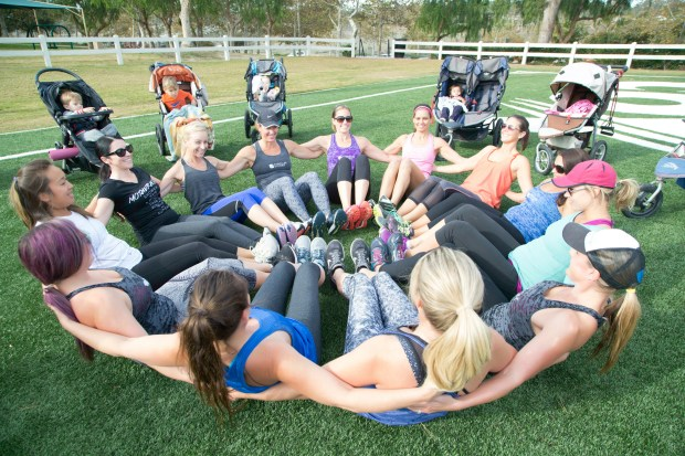Fit4Mom Ladera Ranch (courtesy photo)