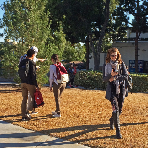 Cal State Fullerton students take virtual field trips on their ... on