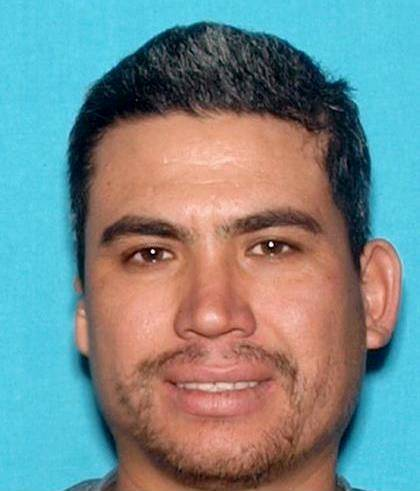 Josue Garcia Mejia, 34, was sentenced Thursday, April 20, 2017, to 25 years in prison for a 2015 sexual assault on a 13-year-old girl. (Photo courtesy of Riverside Police Department)