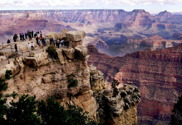 If you're 62 or older, get your lifetime pass to U.S. national parks while they're still $10. The price is expected to rise to $80 soon. (Matt York, Associated Press)
