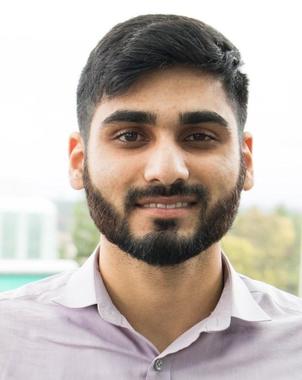 Bhavesh Patel (Courtesy of UC Irvine)