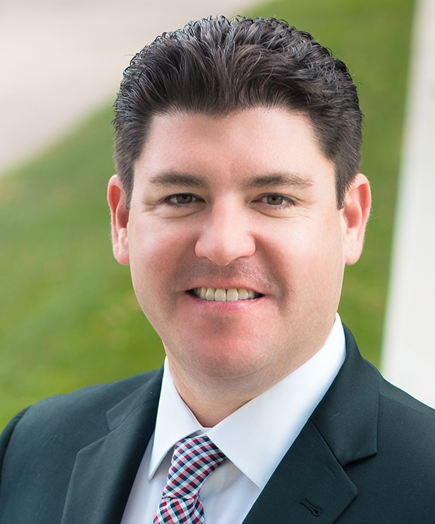 Bryan Starr is new president and CEO of the Greater Irvine Chamber of Commerce. (Photo by Brandon Okumura)